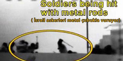 İsrail saldırısı yayınlandı