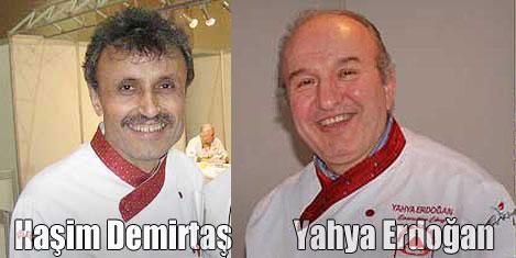 Ünlü aşçılarımız Sardunya'da