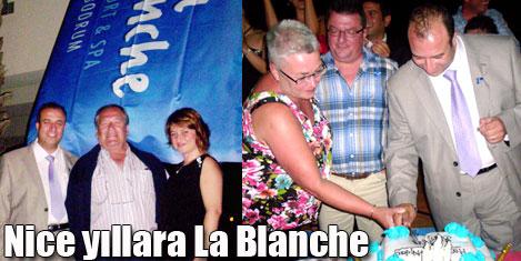 Bodrum La Blanche 5 yaşında