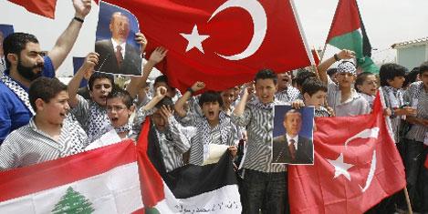 Araplar ''Türkiye gibi olun''