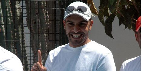 Bahreynli Şeyh Bodrum yarışında
