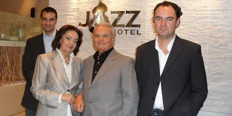 'JAZZ Hotel Nişantaşı' açıldı