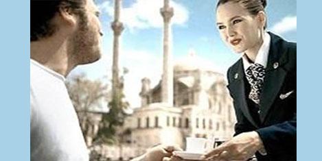 Tatlıtuğ, THY'nin Ortadoğu yüzü