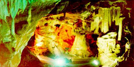 Ballıca Mağarası büyülüyor