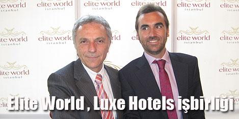 Elite World Hotel dünyaya açıldı
