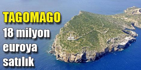 Tagomago Adası 18 milyon euro
