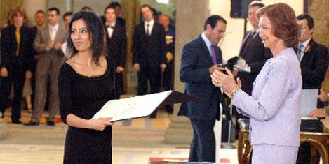 Türk obuacıya 'üstün başarı' ödülü