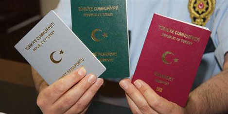 Çipli pasaportta rant kavgası