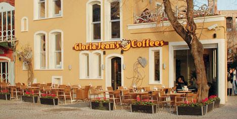 Gloria Jeans,Ortaköy'de kahve
