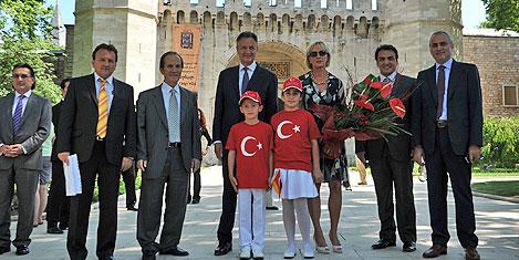 Türk ve Alman turizmciler buluştu