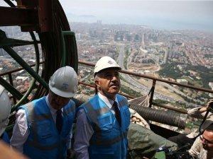 Çamlıca Kulesi 4,5 milyon misafir ağırlayacak