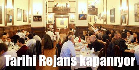 Rus lokantası Rejans kapanıyor