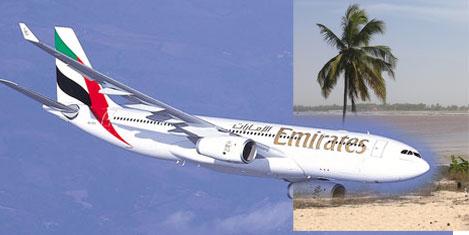 Emirates ile bedava konaklama