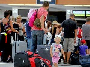 Antalya'da Rus turist sayısı, 1 milyonu aştı