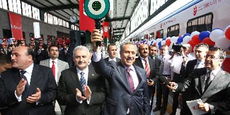 Balkan ekspresi yola çıktı