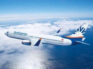 SunExpress, Antalya'dan Brüksel, Bükreş ve Londra'ya uçuyor