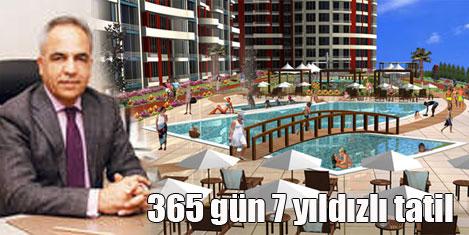 İstanbul'da 365 gün 7 yıldızlı tatil