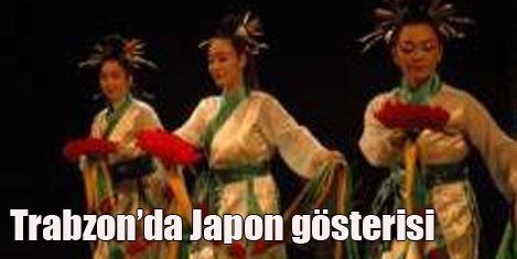 Türk-Japon dostluğu Trabzon'da
