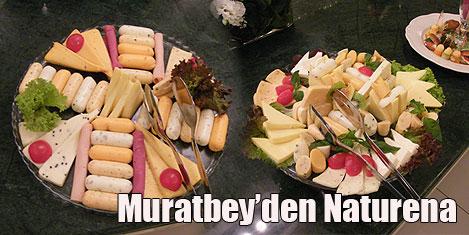 Muratbey'den Naturena peynir