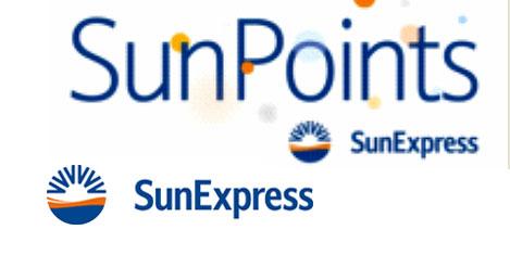 SunExpress'in avantaj programı