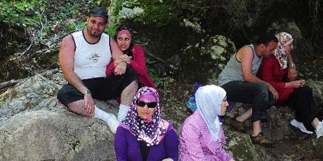Ortadoğlu turist yüzde 546 arttı