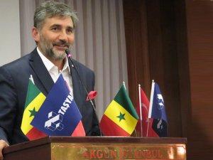 Emin Çakmak: Senegal-Türkiye işbirliği gelişiyor