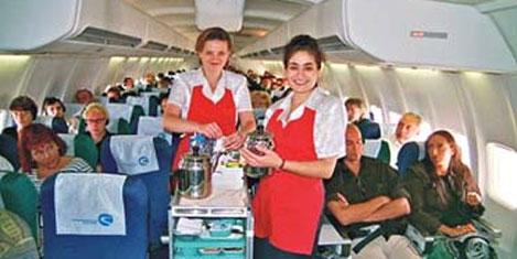 Türkmenbaşı-İstanbul uçak seferi