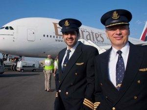 Emirates Havayolu'nda pilot işe alım günleri