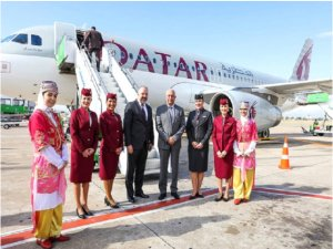 Qatar Airways Antalya seferine başladı