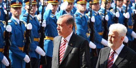 Türkiye-Sırbistan'da vize kalktı