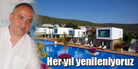 Voyage otelleri her yıl yenileniyor