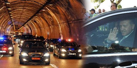 Dolmabahçe Bomonti Tüneli açıldı