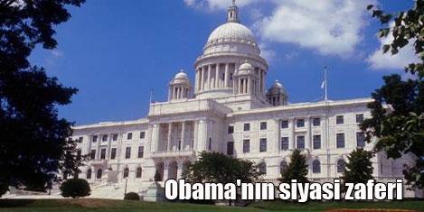 Obama'nın mali reformu onaylandı