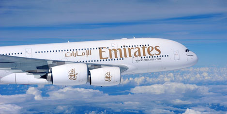 Emirates'in karı 1,6 milyar dolar
