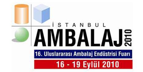 İstanbul Ambalaj 2010 açılıyor