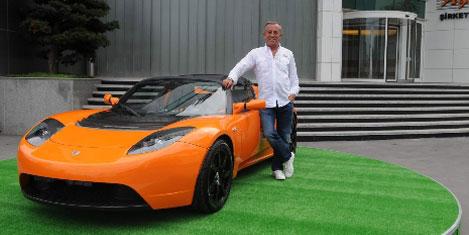 Ağaoğlu'nun elektrikli otomobili