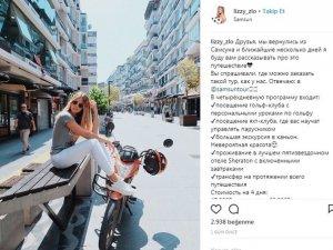 Ünlü Rus kadın bloggerlar Samsun'u tanıttı!