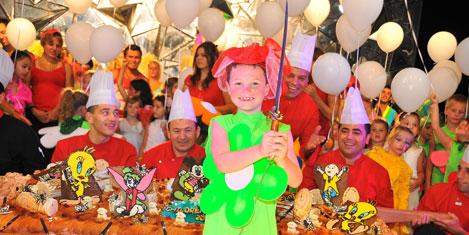 LykiaWorld'da Çocuk Şenliği