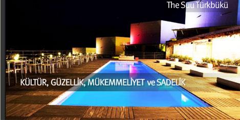 The Suu Hotels Türkbükü'nde