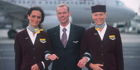 Germanwings'te uçuşlar artıyor