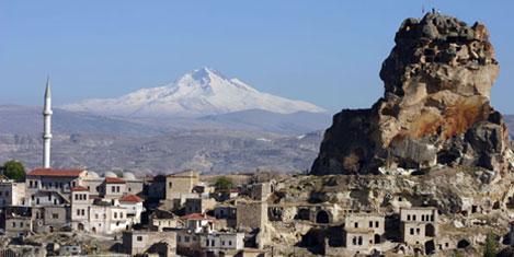 Ortahisar Kalesi'nin turizmde