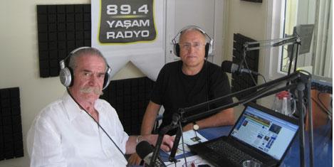Özkan Altıntaş Yaşam Radyo'da