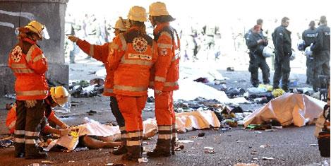 Aşk Geçidi'nde 19 ölü
