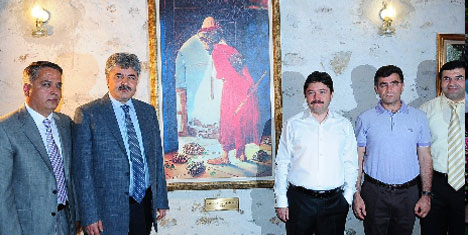 Osman Hamdi Bey'in evi açıldı