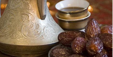 Sheraton İstanbul Ataköy'de iftar