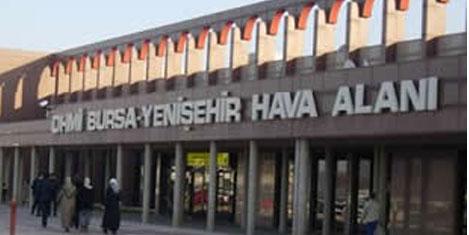 Yenişehir'de tarifeli uçuşlar