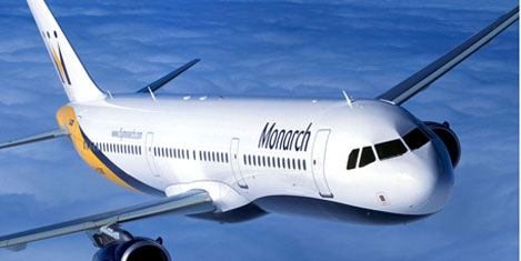 Monarch Havayolları'nda 2011