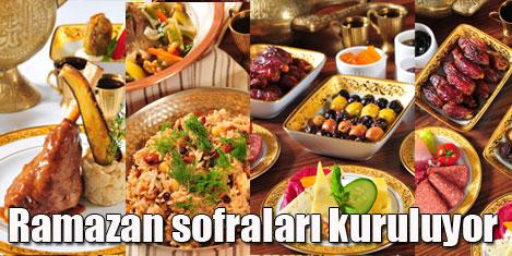Polat Renaissance'da iftar