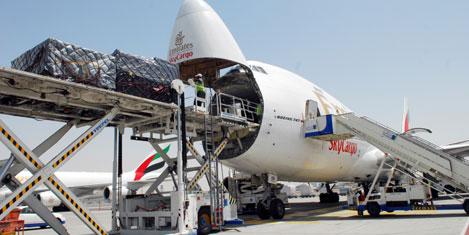 Emirates SkyCargo'dan rekor