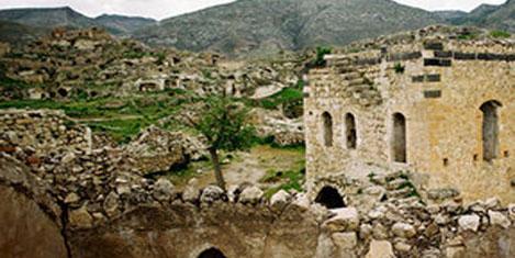 Hasankeyf Kalesi turizme kapandı